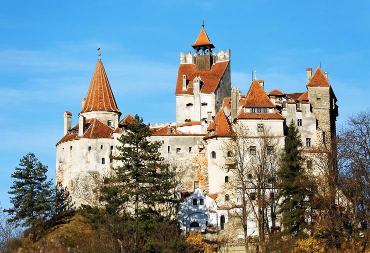 palate si castele romania